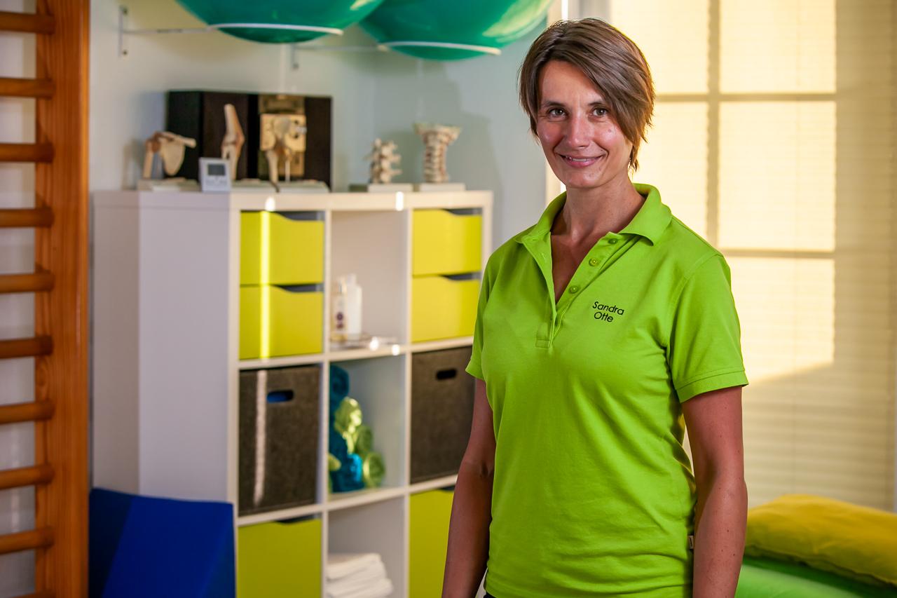 Physiotherapie Gallwitz in Stuhr / Sandra Otte