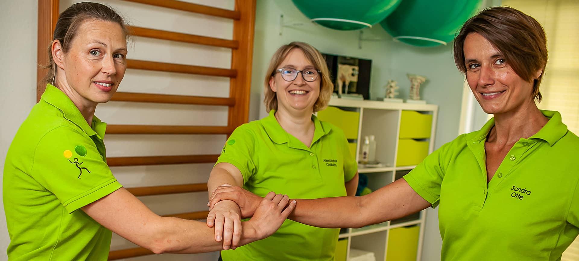 Physiotherapie Gallwitz in Stuhr / Team